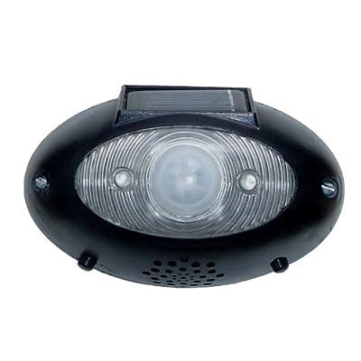 HomeBrite EW-1 EyeWatch Outdoor Wireless Solar-Powered Security Motion Detector