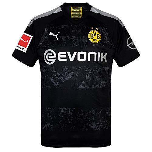 ce175690fa57c PUMA Borussia Dortmund Away Jersey 2019-2020 inc Bundesliga Patch - M