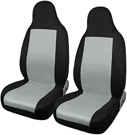Saddleman A 049922-01 Black Rugged Canvas Custom Seat Cover Fits Jeep