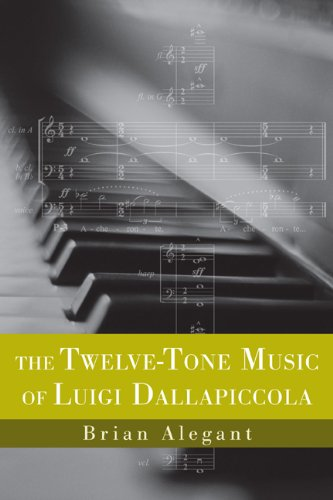Download The Twelve-Tone Music of Luigi Dallapiccola (Eastman Studies in Music) pdf