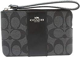 coach women s wristlet amazon com rh amazon com