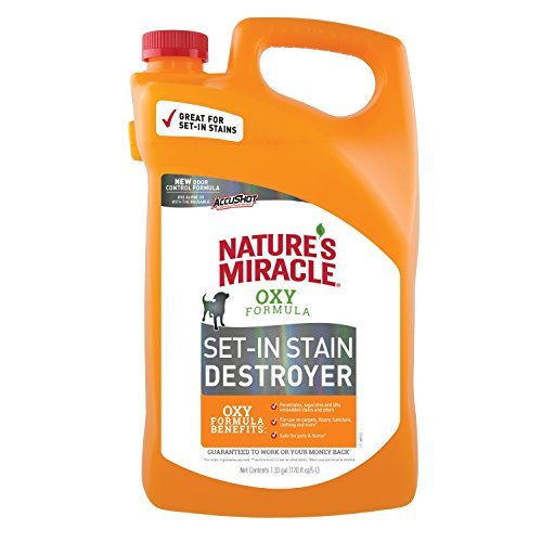 (Nature's Miracle Cat Set-in Stain Destroyer)