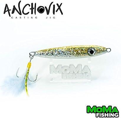 MoMa Fishing – Anchovix - Casting Jig (18gr) - Señuelo Jig - Pesca ...