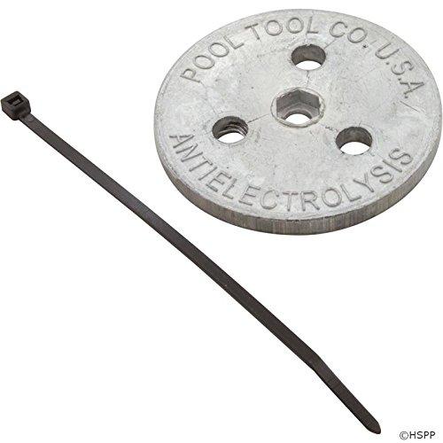 Pool Tool Anti-Electrolysis Weight (Zinc Anode)