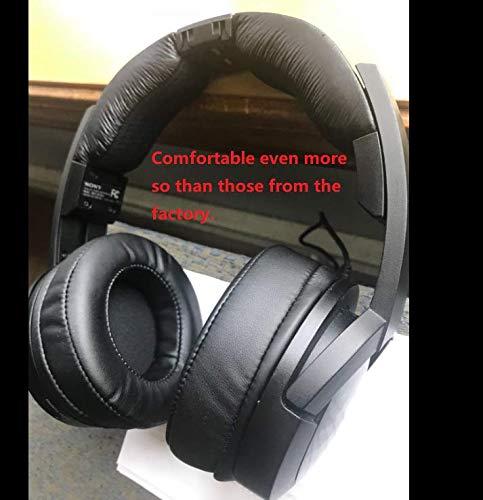 5ca68c91686 Natoo Upgrade Version Replacement Earpads Ear Pads Cushion for JVC HA-RX700  HA-RX900 HARX700 HARX900 Headphones