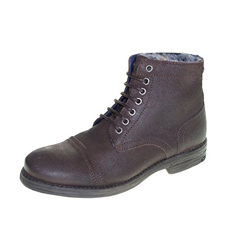 REPLAY Hommes - Boot CREATIVE RC410001L - dark brown