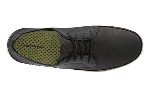 Chaussure De Confort Décontractée Superfeet Ross Mens Black