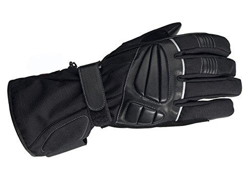 Spaceiz Winter Textil Motorradfahrer Motorrad-Motorrad-Handschuhe Wasserdicht