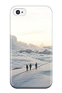 WilliamBDavis Case Cover For Iphone 4/4s - Retailer Packaging Snow S Protective Case
