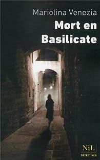 Mort en Basilicate par Mariolina Venezia