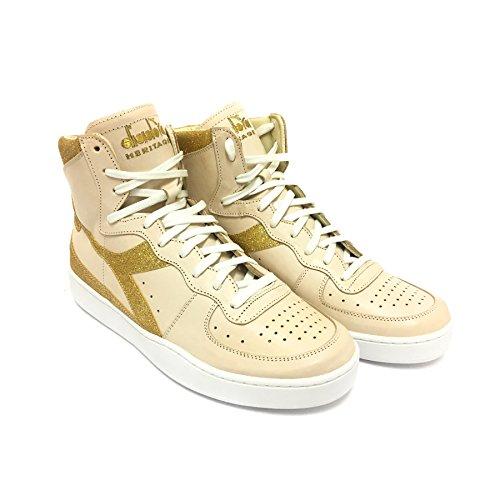 Diadora basket Gold LVR