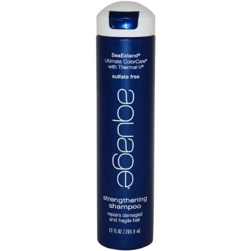 Aquage Seaextend Strengthening - Aquage Strengthening Shampoo, 10-Ounce Bottle