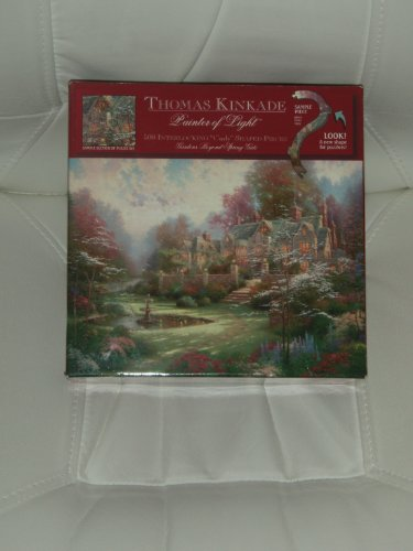 Thomas Kinkade: Gardens Beyond Spring Gate: 500