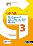 Domaine d'activité 3 - Gérer le personnel et contribuer à la gestion des ressources humaines de la PME - 2e année