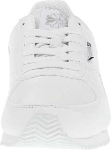 Reebok Mens Classic Fashion Sneaker Bianco / Bianco / Bianco