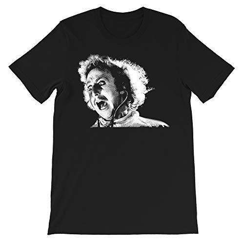 Gene Wilder in Young Frankenstein as Dr. Frederick Frankenstein Funny Gift for Men Women Girls Unisex T-Shirt Sweatshirt