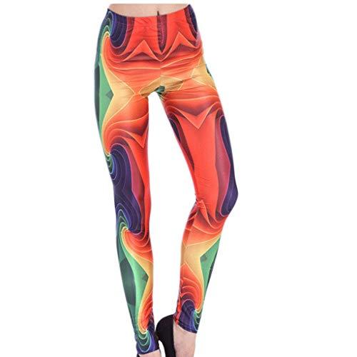 0a18c9b56dffc SGMORE Women's Yoga Pants, Tummy Control Workout Running 4 Way Stretch Yoga  Leggings Capris Power