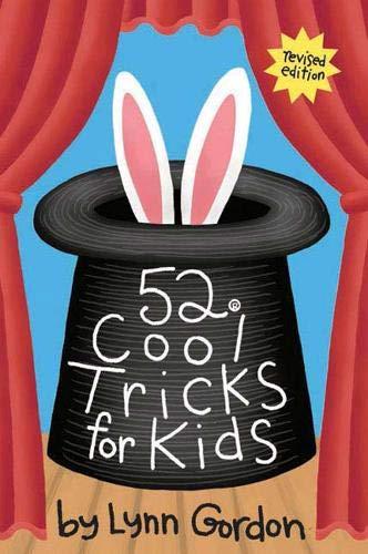 52 Series: Cool Tricks for Kids Cards – September 1, 2008