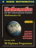 MATHEMATICS F/INTL.STUDENT:SL-W/CD