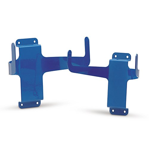GOJO Heavy Duty Bucket Bracket, Blue, Bracket for GOJO 130 Count Heavy Duty Fast Towels Bucket - 6201-01