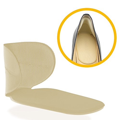Luxe Heel Pads Cushion Comfort