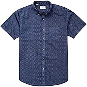 Billabong Sundays Mini camisa tejida de manga corta para hombre: Amazon.es: Ropa y accesorios