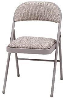 Padded Wood Folding Chairs