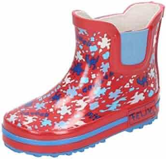 Non-Slip Short Tube rain Boots Womens Overshoes Waterproof Shoes Water Boots FXNN Rain Boots