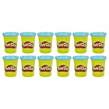 Play Doh 12 Pack Case Of Blue
