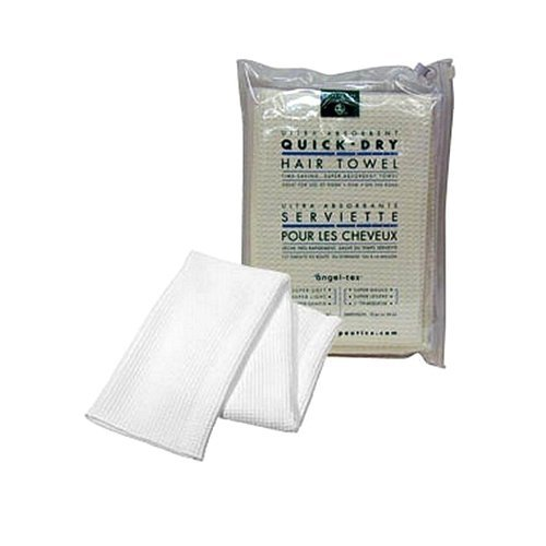 Earth Therapeutics Quick Dry Hair Towel by Earth Therapeutics ()