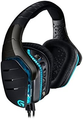Logitech G633 Gaming Headset Artemis Spectrum Pro Wired 7.1 ...