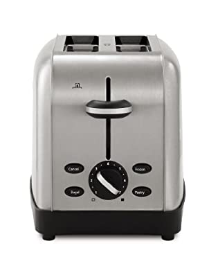 Oster Brushed 2-Slice Toaster