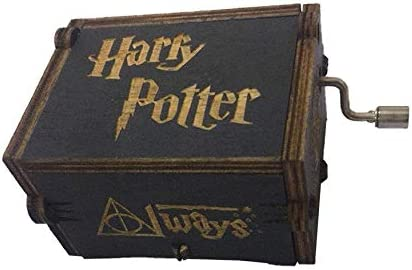 XueSenShangMaoBu Manivela Home Classic Harry Potter Caja de ...