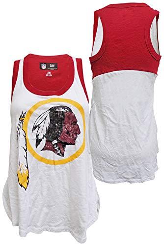 G-III Sports Washington Redskins Womens Power Alley Tank Top T-Shirt - Washington Redskins Tank