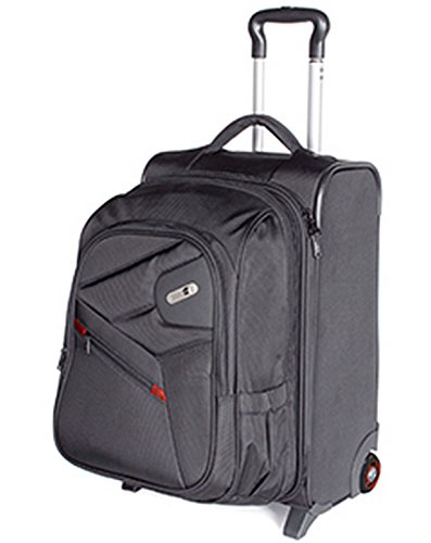 ful-double-time-rolling-luggage-21-one-size-black