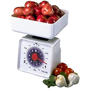 Taylor 6-1/2-Pound Kitchen Food Scale