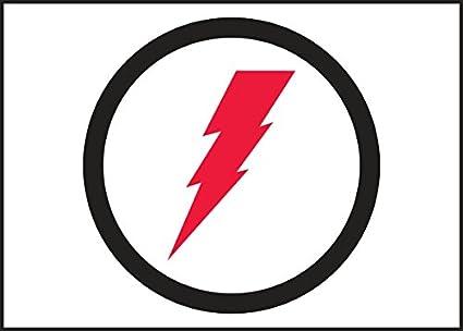 High Voltage Symbol Amazon Com Industrial Scientific