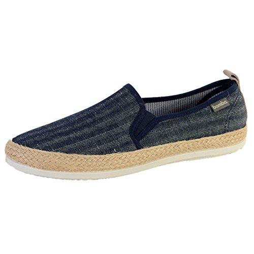 Victoria Schuhe Bamba By 520056 Jeans Bleu