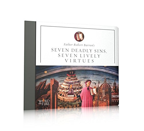 Father Robert Barron: 7 Deadly Sins 7 Lively Virtues (Audio CD)