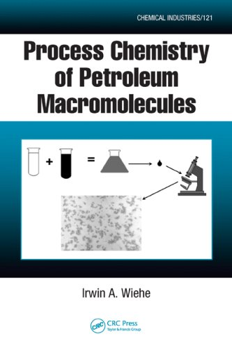 Process Chemistry of Petroleum Macromolecules (Chemical Industries)