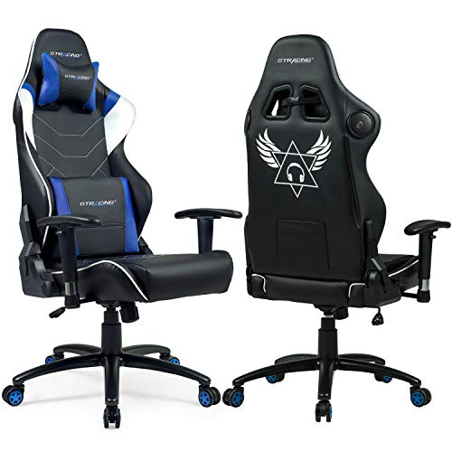 Gtracing Gaming Chair With Speakers【patented】 Bluetooth