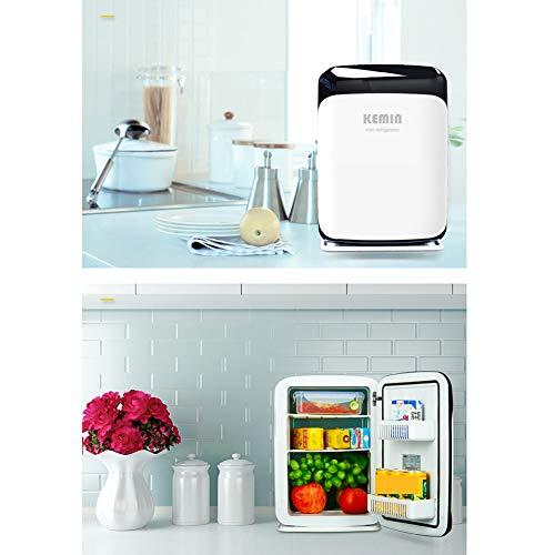 LLUVIAXHAN Feidge Coche 15L portátil Mini frigorífico congelador ...