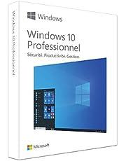 Microsoft Windows 10 Pro French
