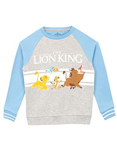 Disney Jongens Lion King Sweatshirt