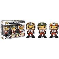 3 Pack Funko POP! Star Wars: X-Wing Pilots
