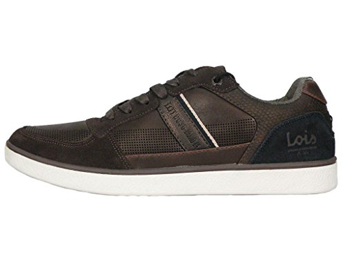 Lois , Herren Sneaker Braun