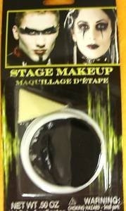 PMG Halloween Stage Makeup-Black by N/A -