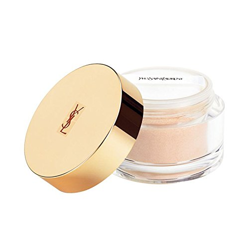 Yves Saint Laurent Souffle D'Eclat Sheer and Radiant Natural Finish Loose Powder, No. 2, 0.52 Ounce (Laurent Yves Pearl Saint)