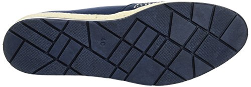 Marco Tozzi Women's 24202 Loafers Blue (Navy Comb 890) L0tUYgE
