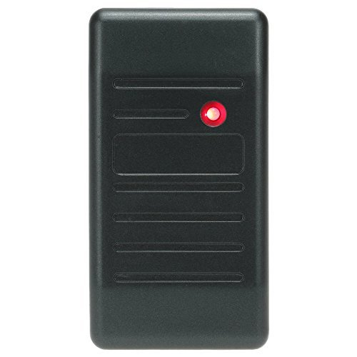 Kkmoon RFID 125KHz Proximity Smart EM ID Card Reader Wiegand26/34 for Door Entry Access Control System